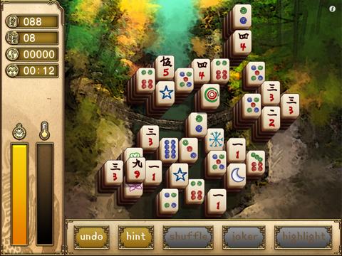 Mahjong Elements HDscreeshot 5