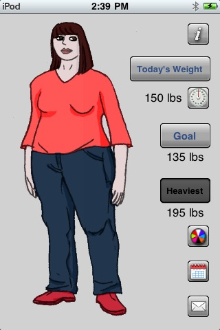 Weight Loss for Women (Visual Motivation) screenshot-0
