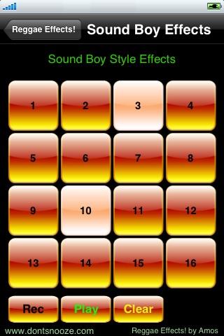 Reggae Effects
