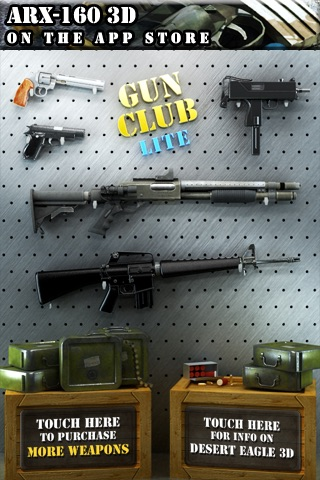 AAA GUN CLUB lite screenshot-0