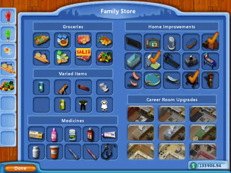 Virtual Families for iPad screenshot-3