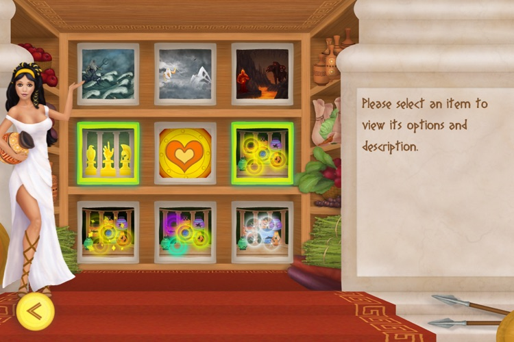 Touch of Gold screenshot-3