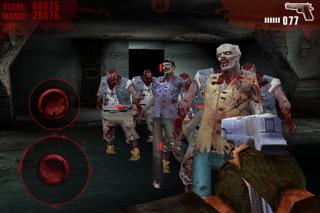 Undead: in the last refuge screenshot three