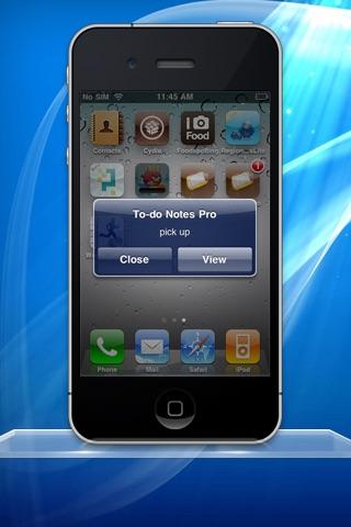 To-Do Smart Notes HD Lite screenshot-3