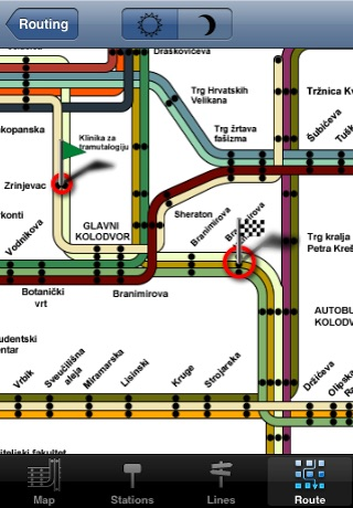 Zagreb tramvaj screenshot-4