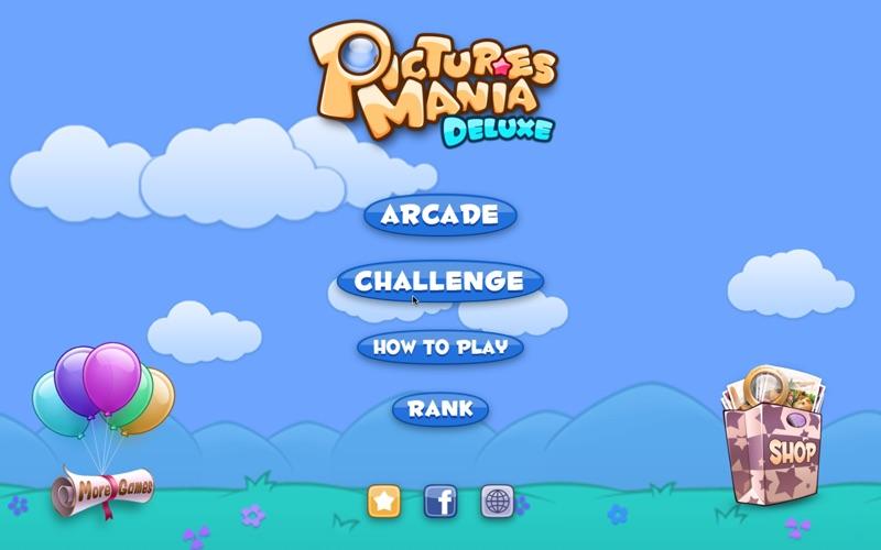 Pictures Mania Deluxe Screenshot