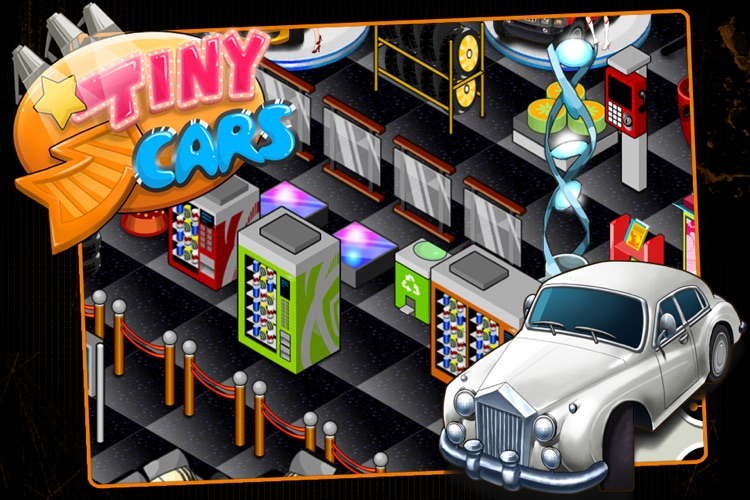 Tiny Cars screenshot-3