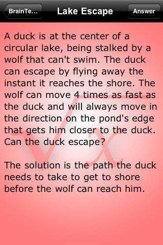 Brain Teasers! World's Best Logic Puzzles and Riddles