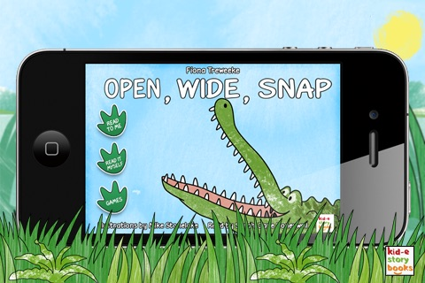 Open Wide Snap
