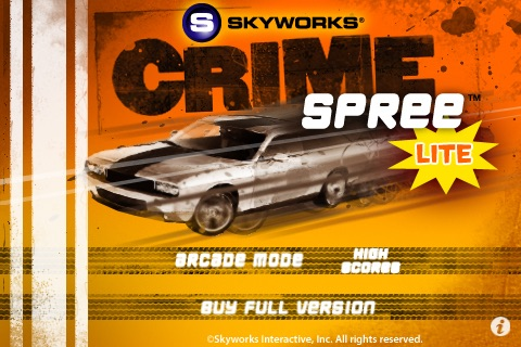 Crime Spree™ Lite