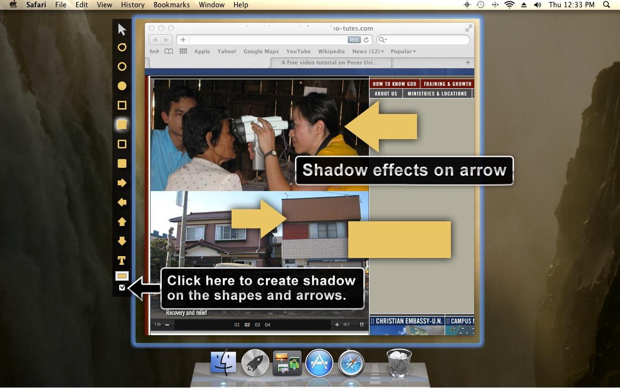 iScreenShots on the MacAppStore