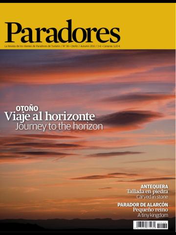 Revista Paradores - náhled