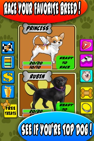 Dog Racer screenshot-2