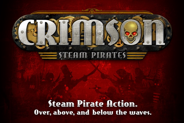 Crimson: Steam Pirates for iPhone