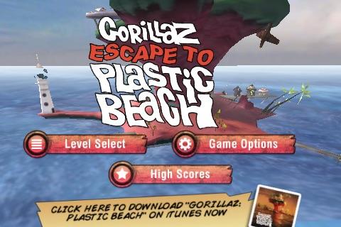 Gorillaz Tiles - Free online games at Agame.com