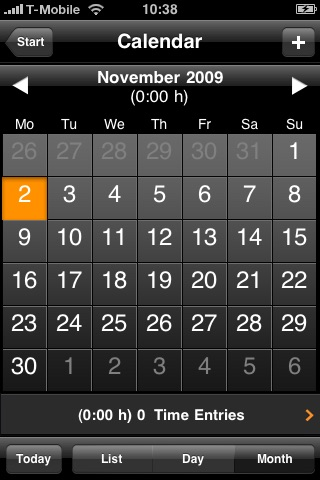 Reporta Time Tracking Lite screenshot-4