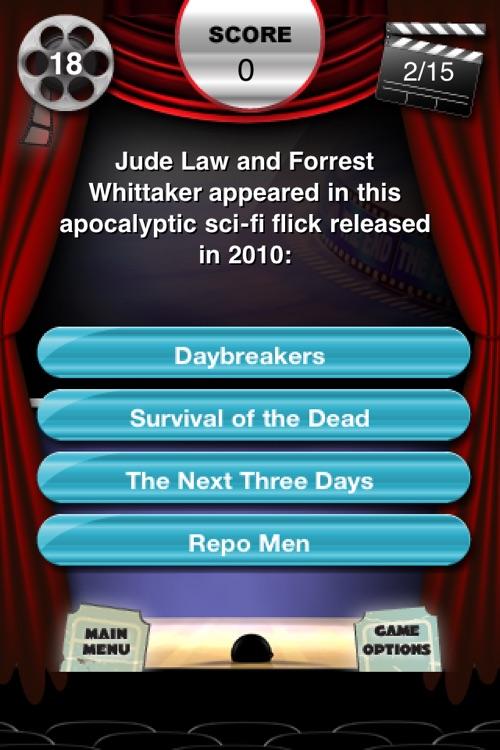2010 Awards Edition! - Film Bot's Movie I.Q. (FREE)