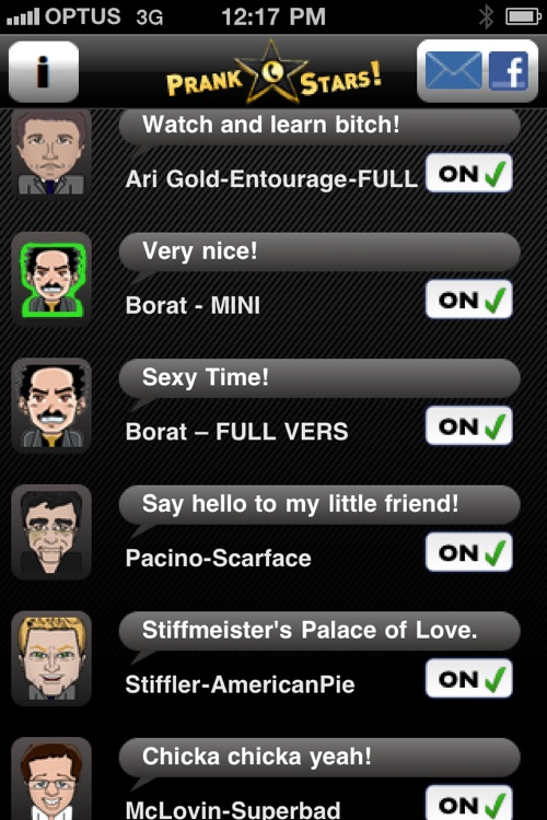 Prank Stars! Soundboard screenshot-0