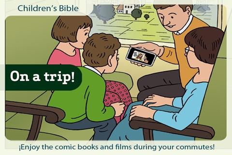 Bible movies - Children's Bible screenshot-3