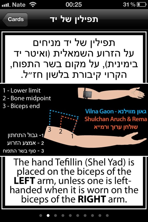 myTefillin (Tefillin pack) מיי–תפילין