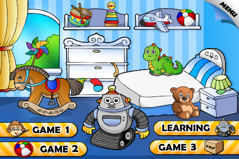 Abby's Toys - Games For Toddlers & Preschoolers screenshot 4