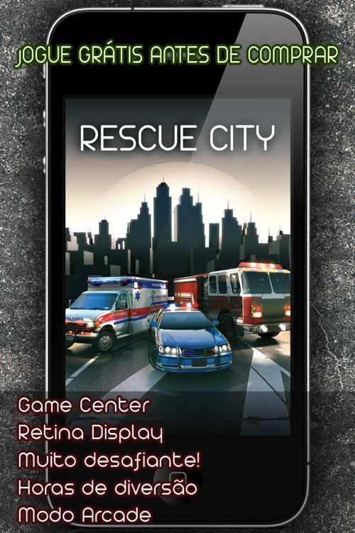 Rescue City BR screenshot-4