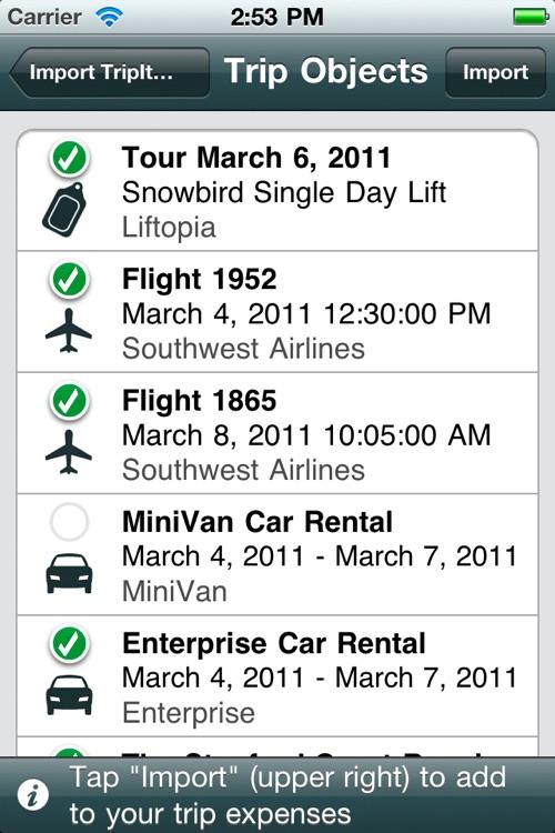 Travel Wallet Lite