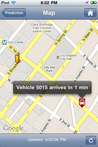 Where's my LA Metro Bus? screenshot-4