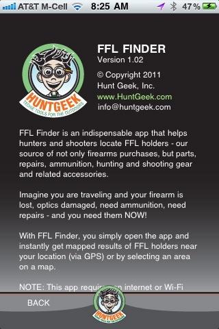 FFL Finder - Federal Firearms Licensee Finder screenshot-4