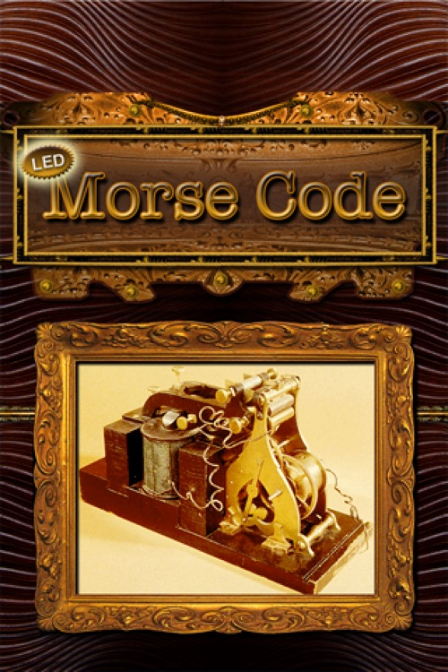LED Morse Code Transmitter screenshot-4