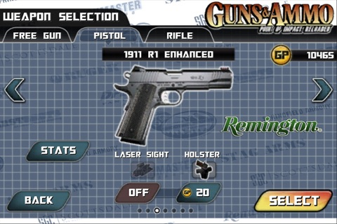 Guns & Ammo : Point of Impact Reloaded HD