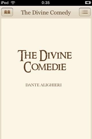 The Divine Comedy by Dante Alighieri (ebook)
