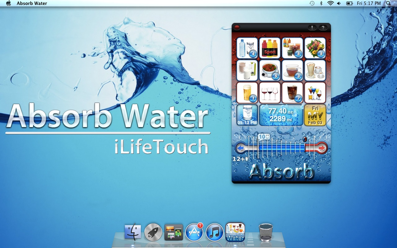 ‎Absorb Water on the Mac App Store