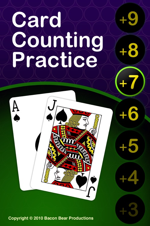 Card Counting Practice screenshot-0