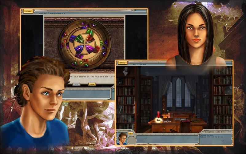 Alabama Smith in Escape from Pompeii screenshot 2
