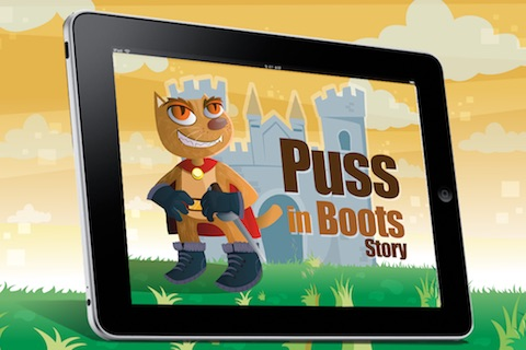 Puss in Boots Story for Kids Free