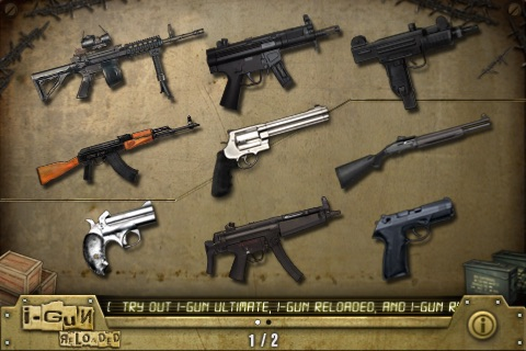 i-Gun Reloaded! Lite screenshot-0