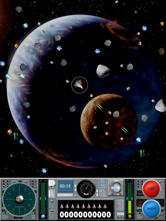 AstroPhobia! HD Lite screenshot-3