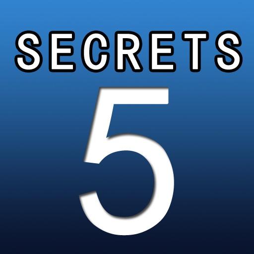 Hidden Secrets For iOS 5
