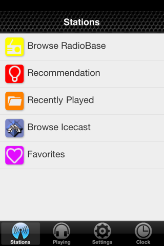 Alarm Clock + Radio screenshot four