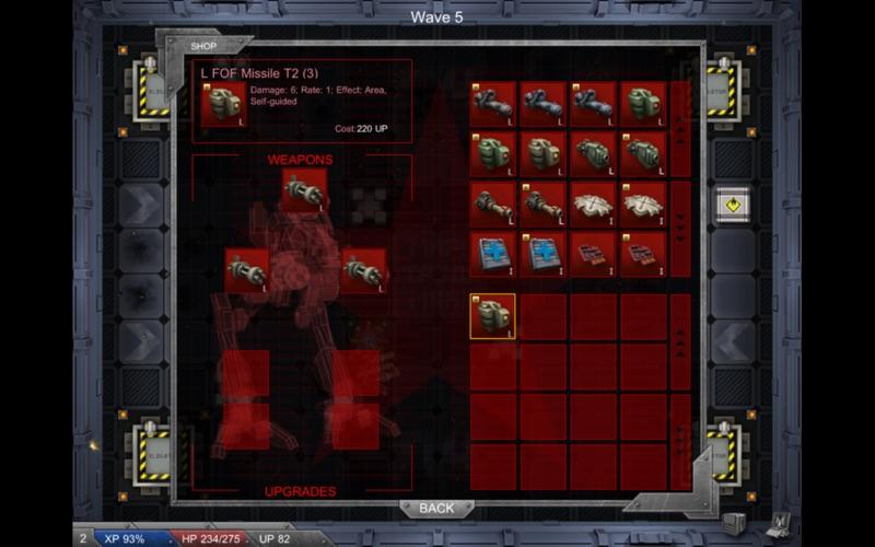Red Storm Survival Screenshot