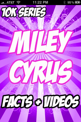 Miley Cyrus Awesome Facts + Videos