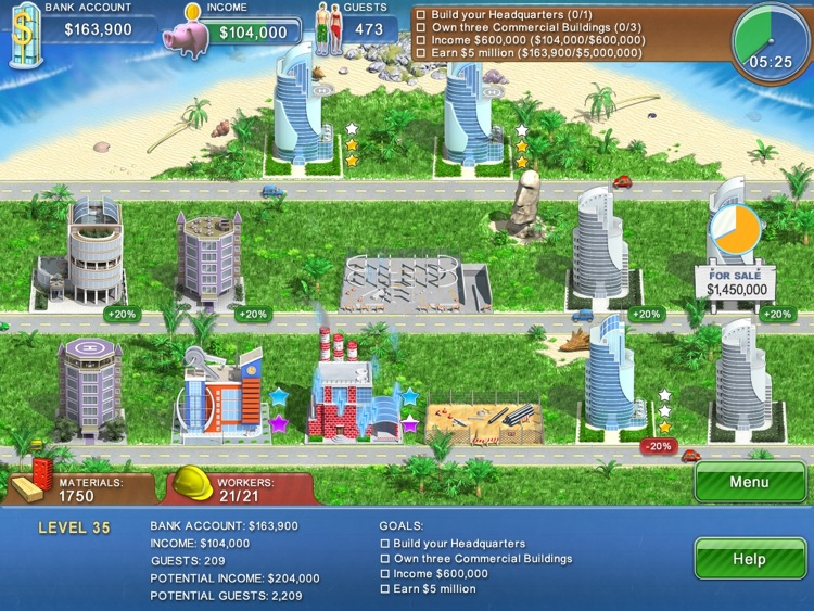 Hotel Mogul HD screenshot-3