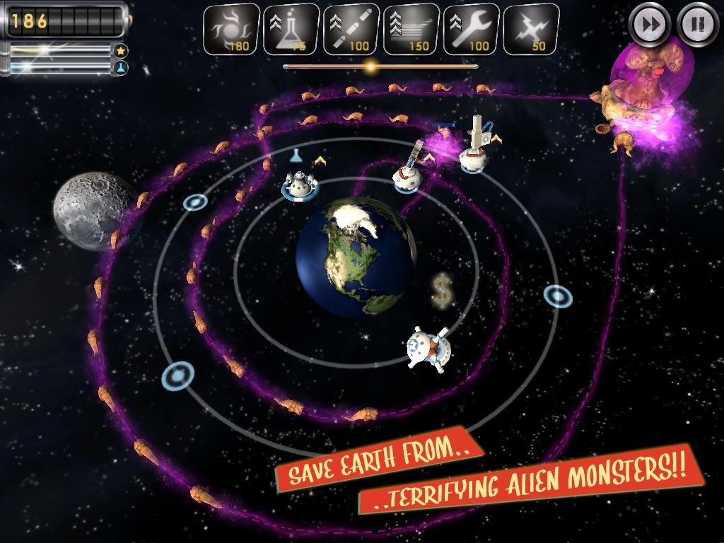 Screenshot do app Unstoppable Gorg