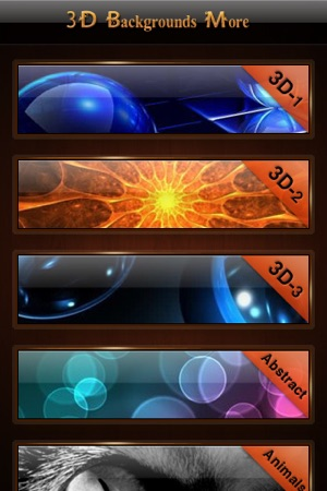 3d Backgrounds On The App Store