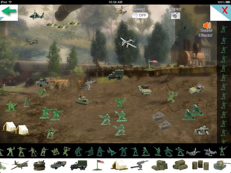 Army Men (Little Green Ones) screenshot-3