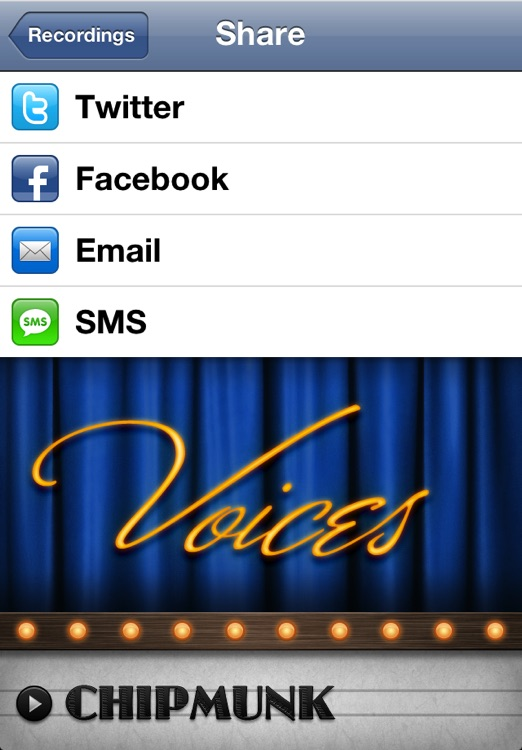 Voices 2 ~ fun voice changing! screenshot-3