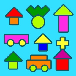 Colorful Blocks - Funny educational App for Baby & Infant