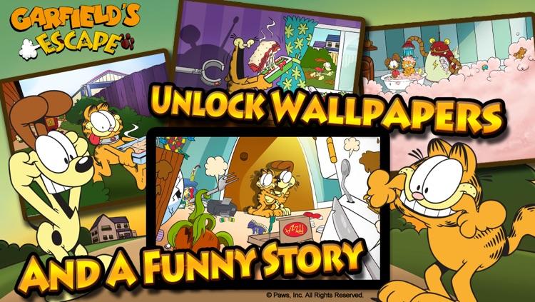 Garfield's Escape screenshot-4