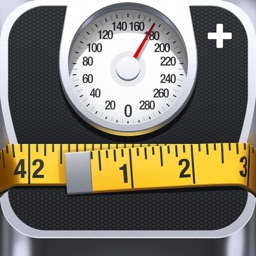 Fitter+ Fitness Calculator & Weight Tracker - Track Weight, BMI, BMR, Body Fat & Waist